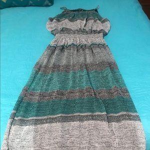One Maxi Dress